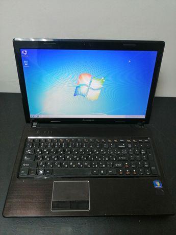 Мощный игровой ноутбук Lenovo g570 в хорошем состоянии!!!