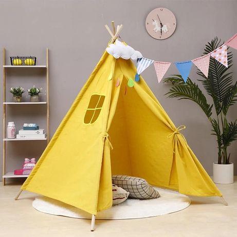 Детская игровая палатка ВИГВАМ