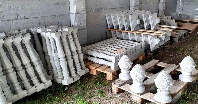 Stalpi din Beton,Popice,Stalpi pentru balustrada,Balustri din beton