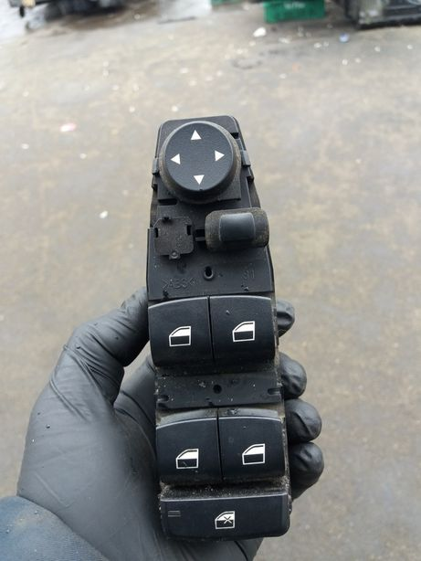 Panou comanda butoane geamuri electrice oglinzi bmw f10 f11