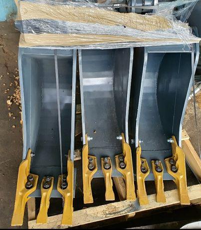 Cupa 30cm buldoexcavator CAT, Komatsu, JCB