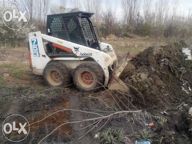 inchiriez bobcat ,buldoexcavator ,vand nisip , pamant gradina padure