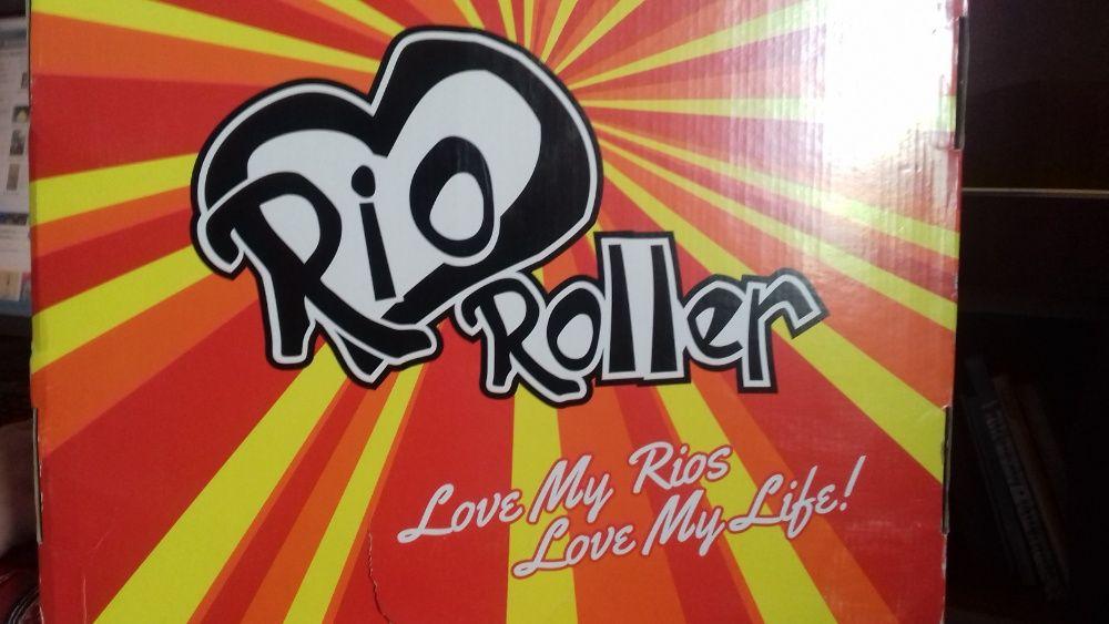 Vand patine cu rotile+protectii Rio Roller (marimea 40.5-noi) Unisex. Targu-Mures - imagine 1