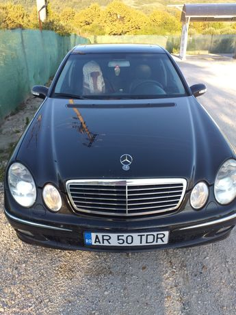 Mercedes e class  2,7  manual vand sau schimb