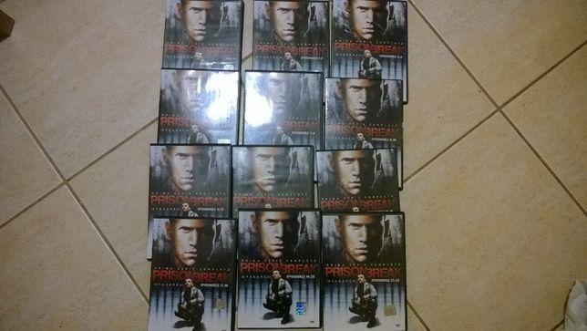 prison break 12 cd