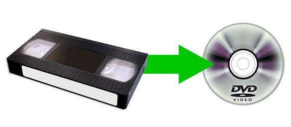 Прехвърляне видеокасети VHS , miniDV на DVD / VHS to DVD