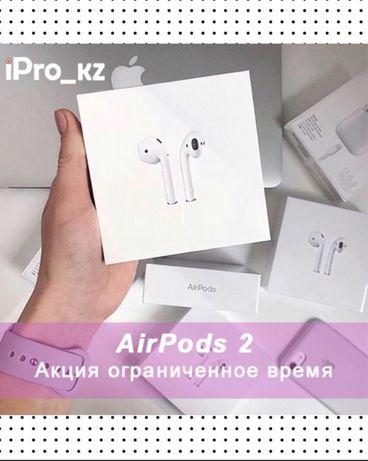 New AirPods 2 Original Charging Case/ Есть доставка Аирподс