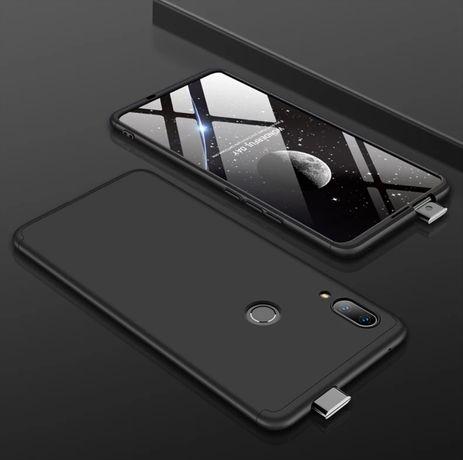 Кейс 360°Градуса Мат за Huawei Honor 9X / 9X Pro / P Smart Pro Z 2019
