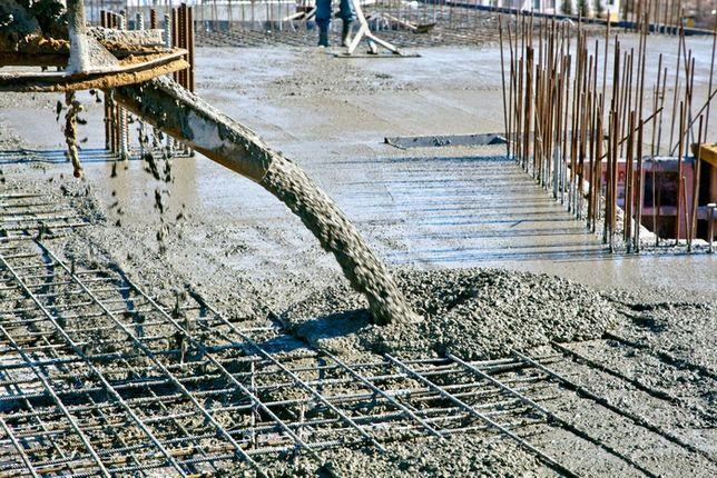 Доставка бетона и аренда автобетонасоса