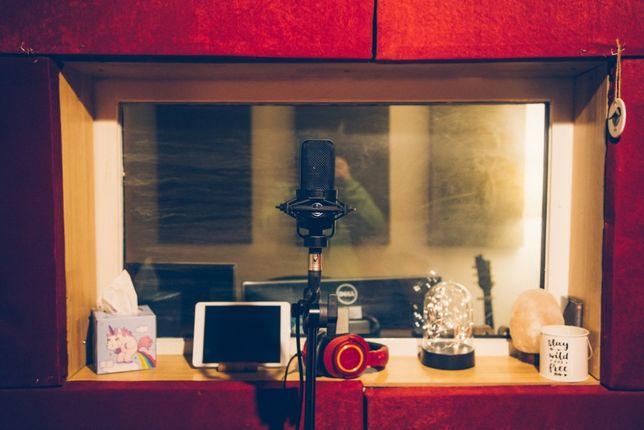 Studio inregistrari - Productie Audio Foto Video