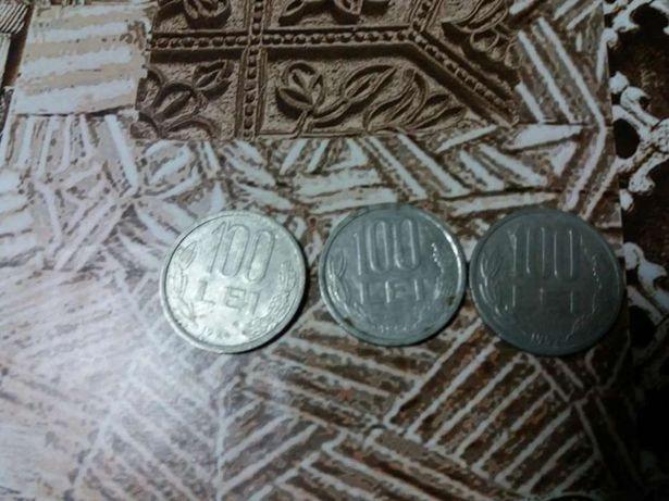 Monede 100 lei