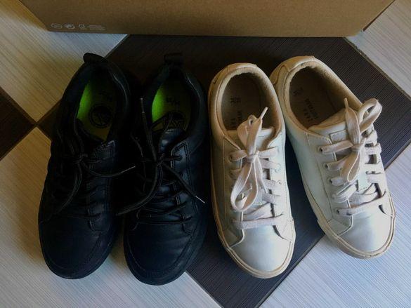 цената е обща: маратонки и обувки zara №35