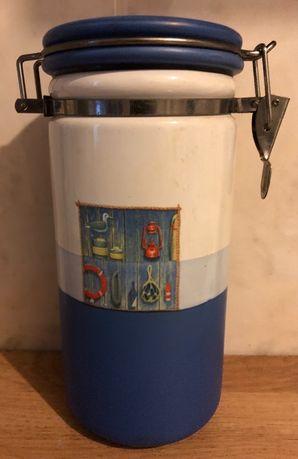 Vas ceramica pentru depozitare Bucătărie