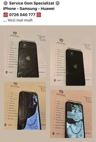 PACHET REPARATIE  Display + Spate iPhone X/Xs/11/XR/12/Pro/Max/Mini