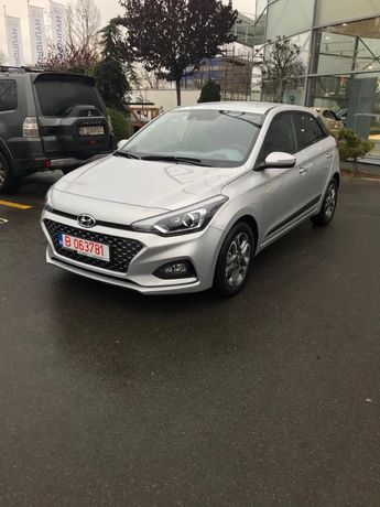 Hyundai i20 AUTOMAT