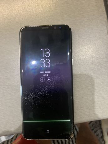 Samsung S8+    Display crapat