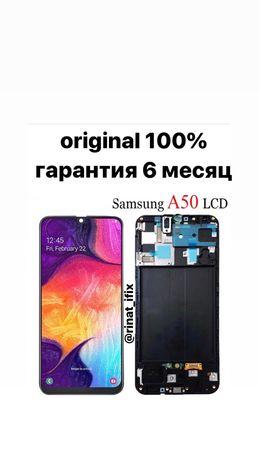 Дисплей на Samsung A50. Гарантия на 6 месяц.