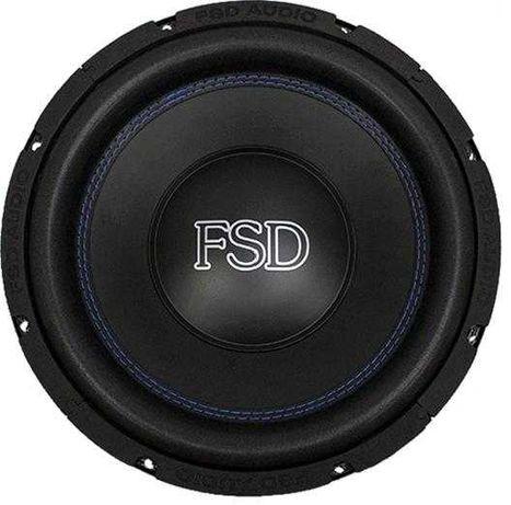 Сабвуфер 600 Вт FSD Audio Standart SW-12C