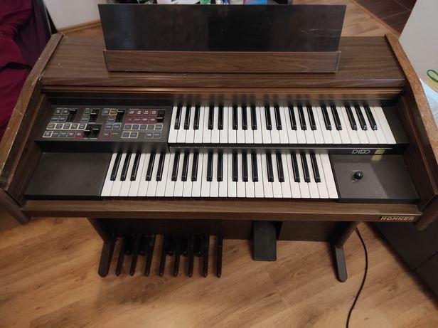 Orga electronica Hohner D120 (1984)