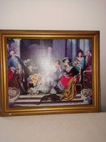 Vind tablou litografie