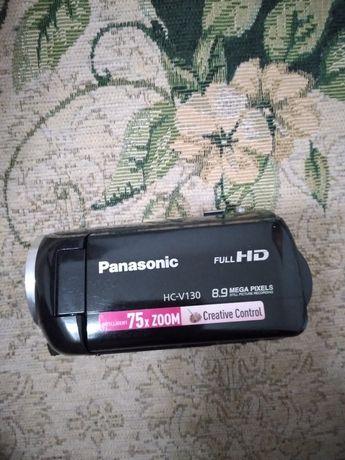 Продам видео камеру Panasonic HC V130 ,5000