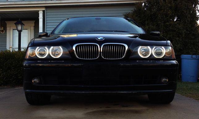 Ангельские глазки на BMW E34 е30 е39 е36 е38 е46