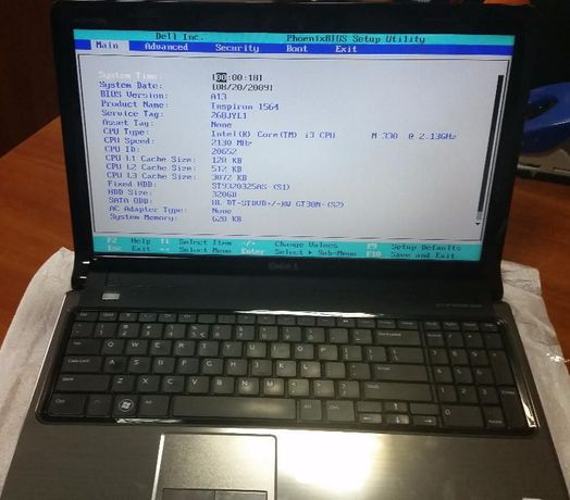 Componente Dell INSPIRON 1564 i3 M330