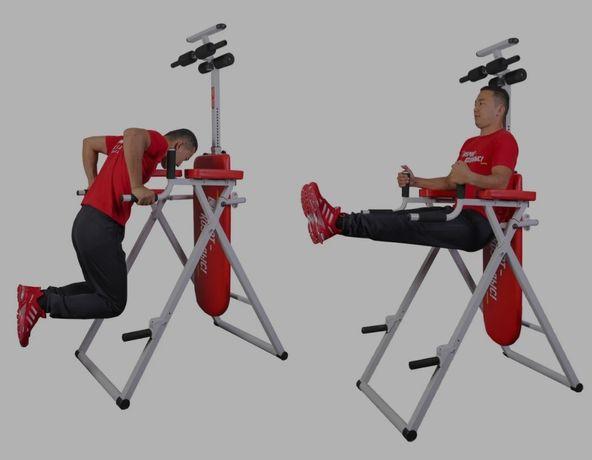 Инверсионный стол 5 в 1 .Новый .Для лечения грыжи позвоночника и т.п.
