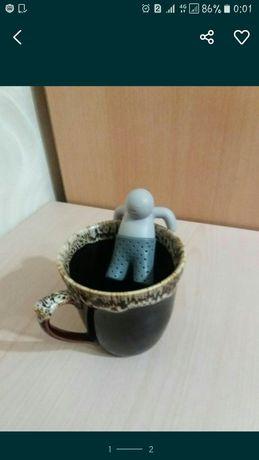 В продаже фигурки для чая