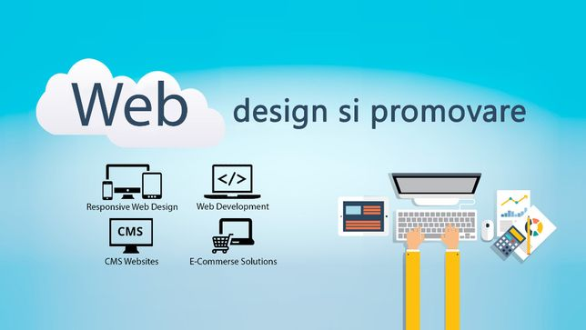Site de prezentare / magazine online profesionale & promovare online