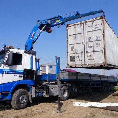 Перевозка контейнеров 20-40фут