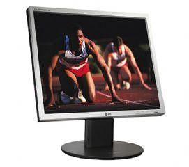 "LCD monitor - 17"" и LG Flatron 1718S"