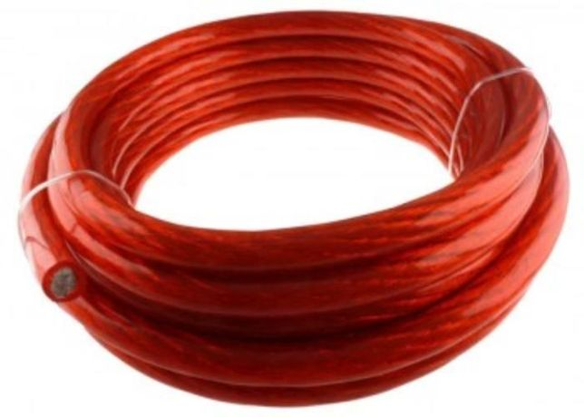 Cablu alimentare 2GA 33.5MM2 cablu auto putere subwoofer