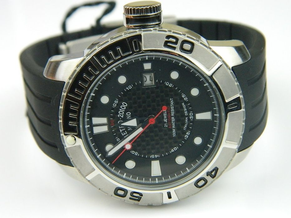 Ceas Automatic Pietro Milano PMK.45P.101A MIYOTA 8215 CITIZEN ORIGINAL Pitesti - imagine 1
