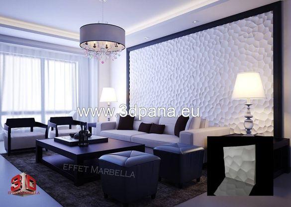 3D ПАНЕЛИ,облицовки за стени, облицовъчен камък, пана № 0041