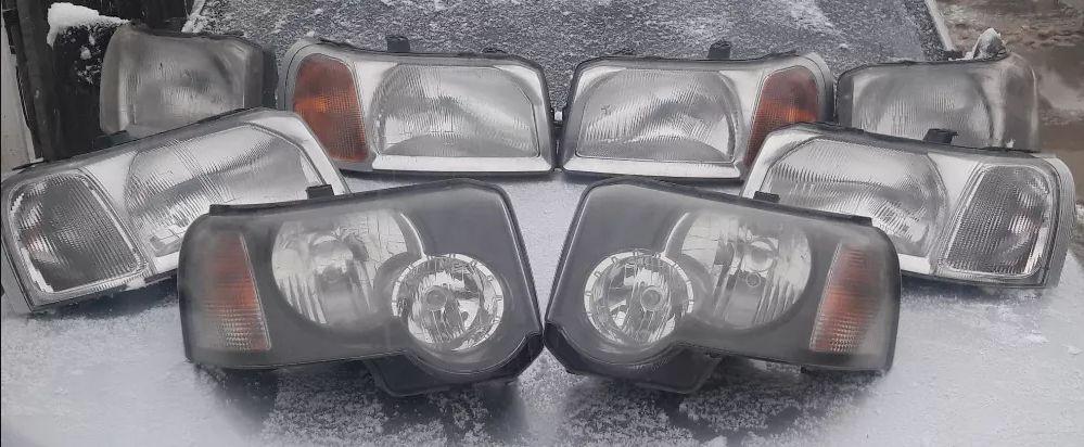 Faruri Land Rover Freelander - Europa - de volan stanga Pitesti - imagine 1