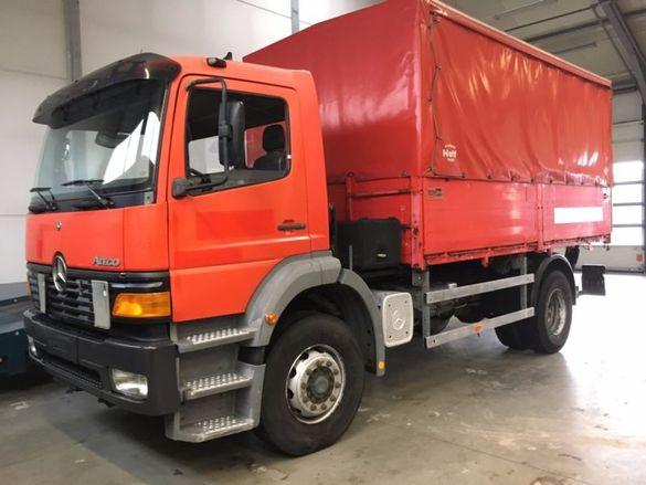 40лв ПРЕВОЗ на стоки с голям Камион 6-тона полезен товар Бордови-с бри