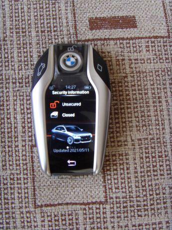 Ключ оригинален за БМВ 7-ма серия G11-12 BMW Display key