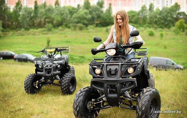 Купить квадроцикл мотоцикл скутеры для велики степи  в Шымкент