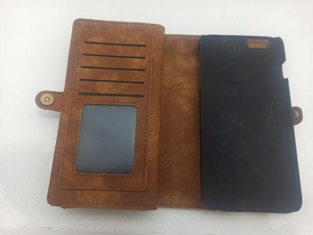husa caseme pt iphone 6 plus și portofel