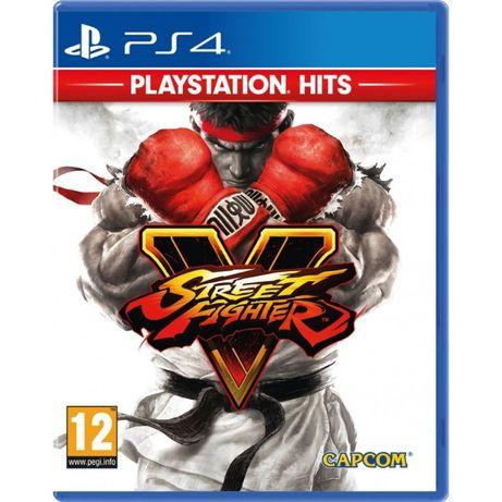 Street Fighter V Arcade Edition / PS4 / Игра / Нова / Playstation4