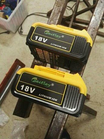 Продавам чисто нова 18v литиево йонна батерия за Dewalt инстументи