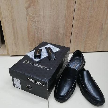 Мужские туфли, производство Турция