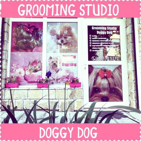 Груминг - подстригване и поддръжка на кучета,козметика и аксесоари