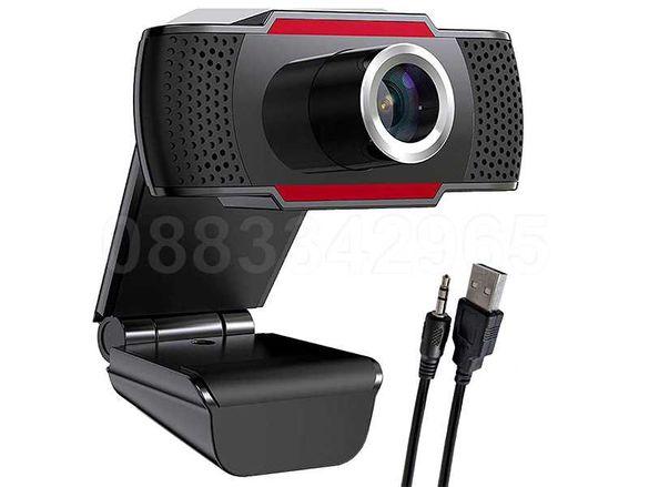 НОВИ! Уеб камера с микрофон Tracer HD влогове чат уебинар конференции