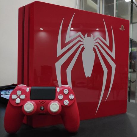 PS4 PRO Spider-Man Edition [ LIMITED ]
