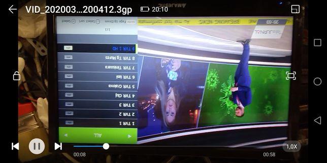 Tv led auto hd ready ,40 cm,alimentare 12v,usb,dvd incorporat,hdmi