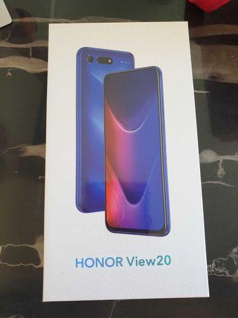 SIGILAT! Huawei Honor View 20 128GB 6GB RAM Negru   Nou