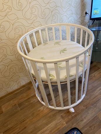 Детский кровать манеж 7 в 1