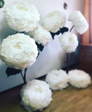 Flori gigant pe suport sau pt panouri